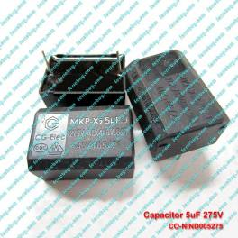 Radial capacitor 5uF AC 275V DC 400V Induction Cookers